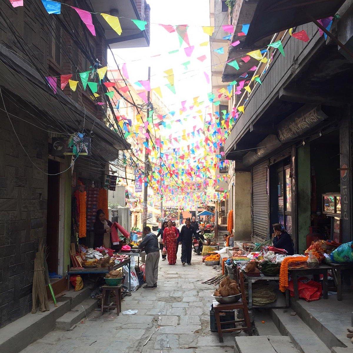 Kathmandou dashain festival