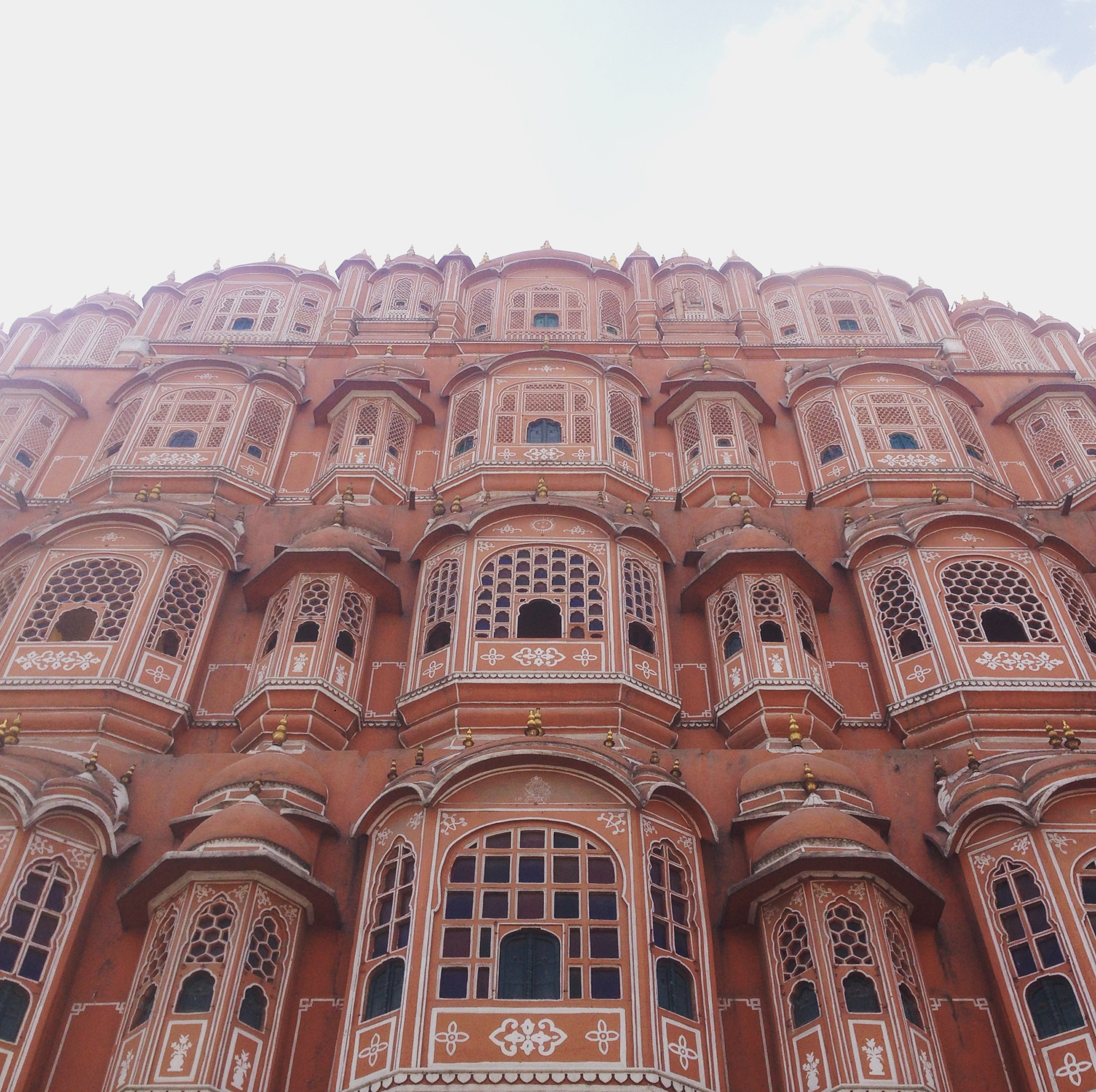 Jaipur Palais des vent