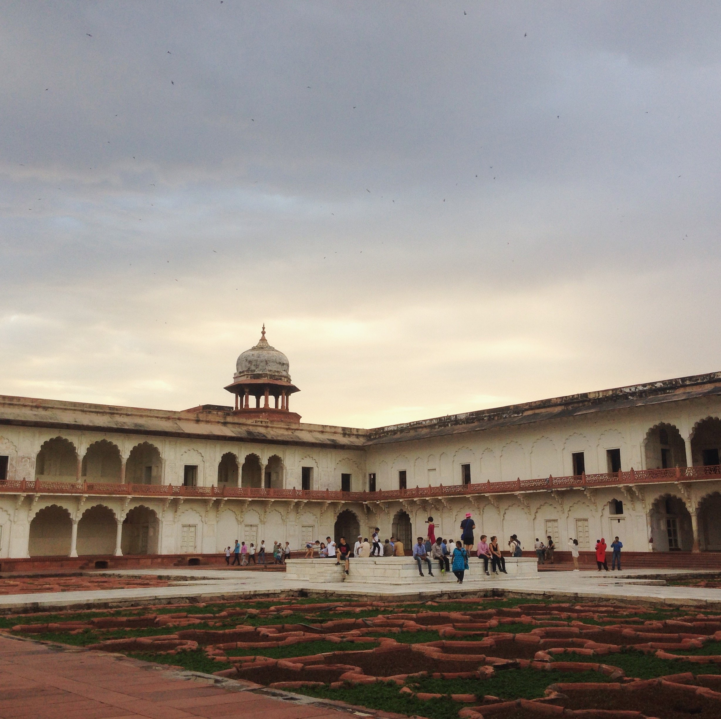 Fort rouge de Agra