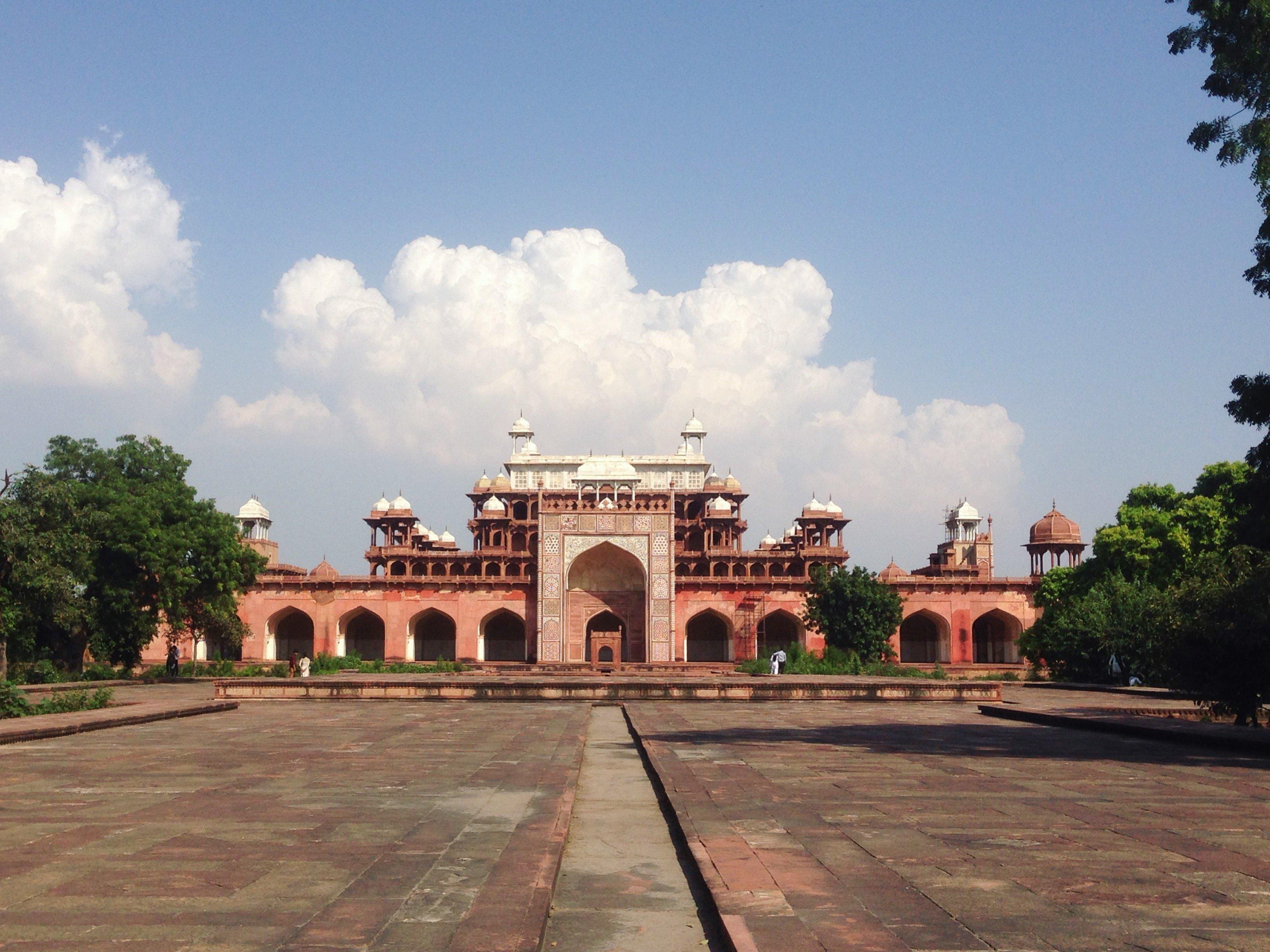 Tombeau de Akbar