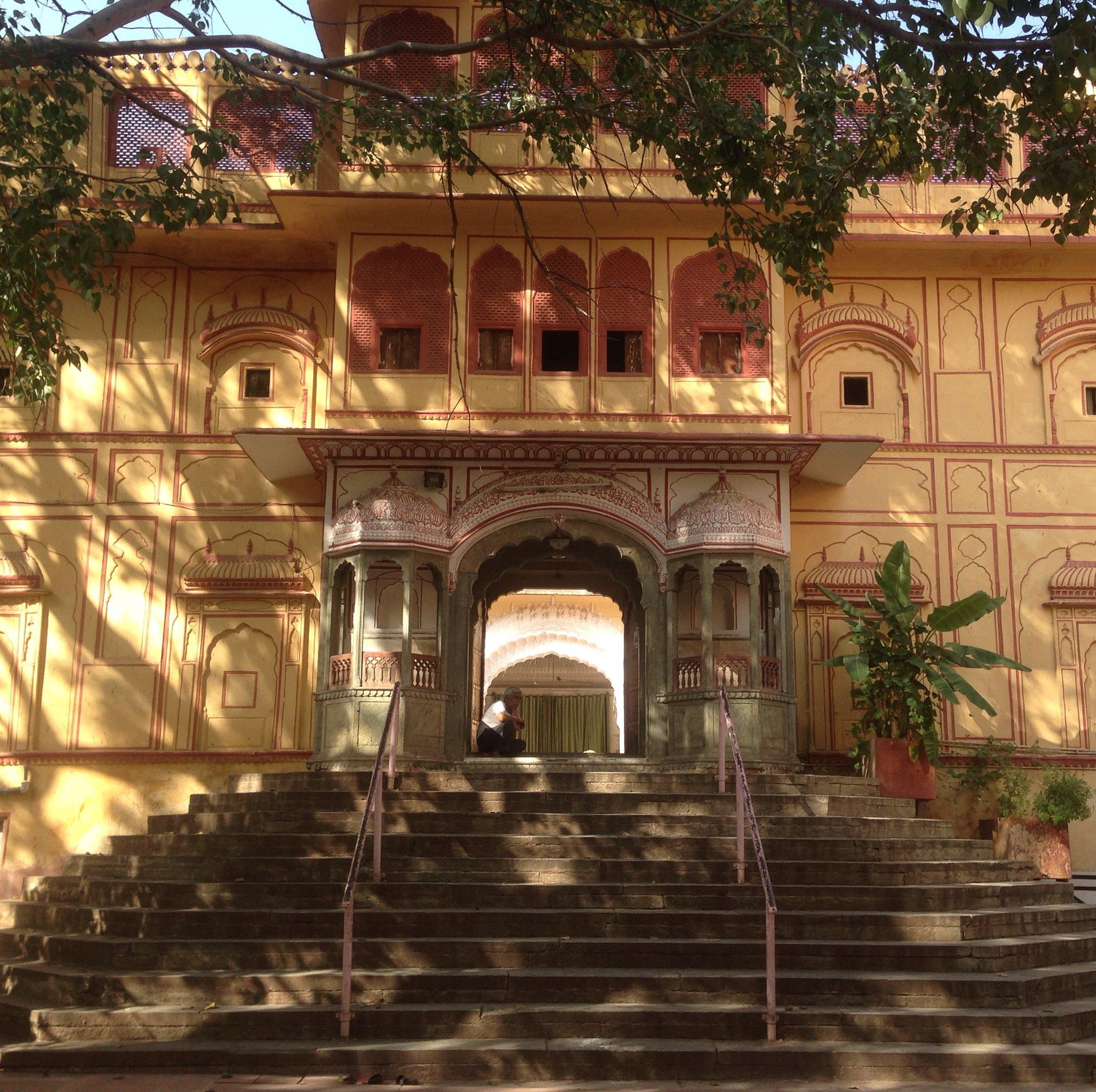 Jaipur les temples cachés
