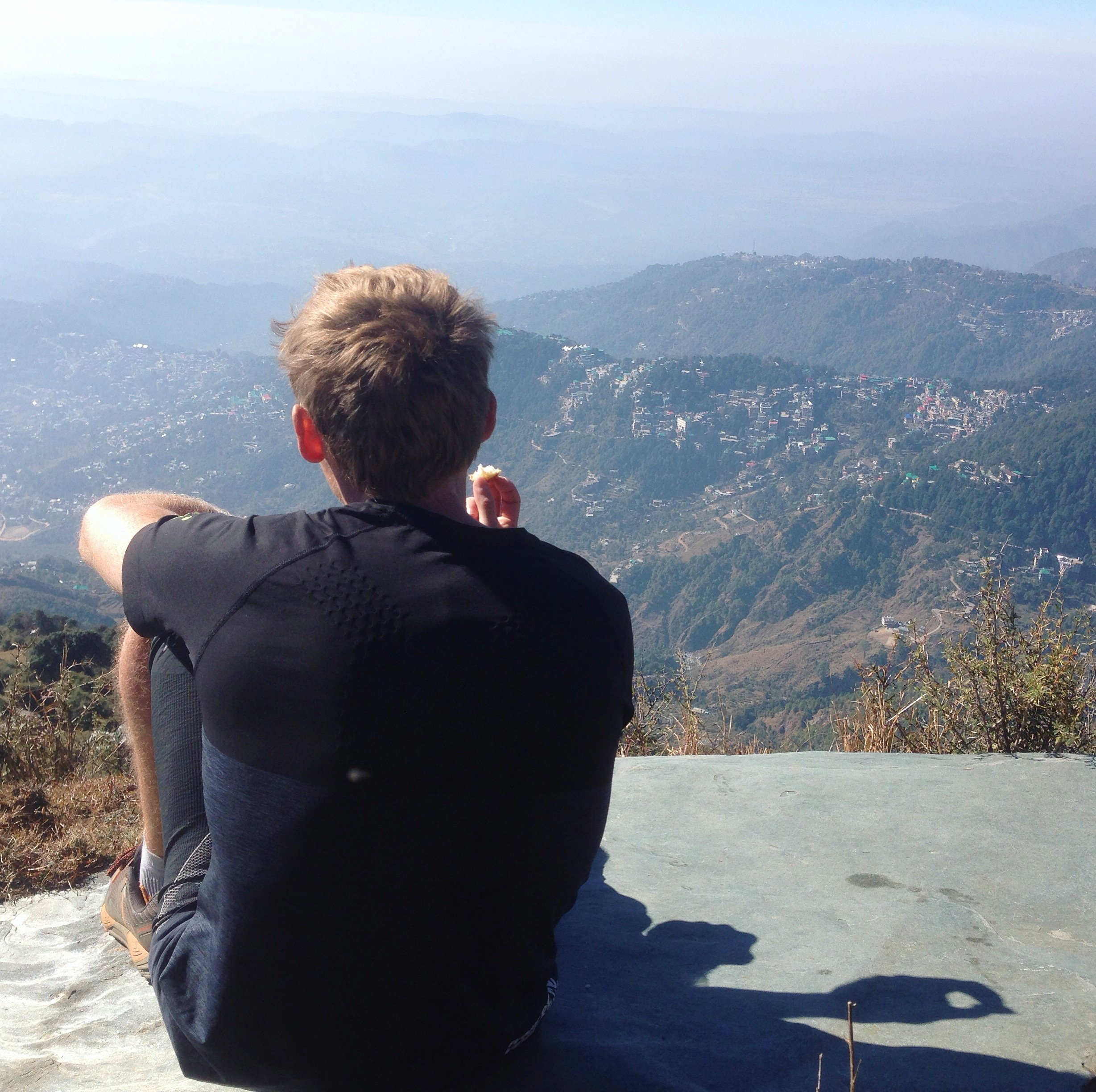 Dharamsala triund trek