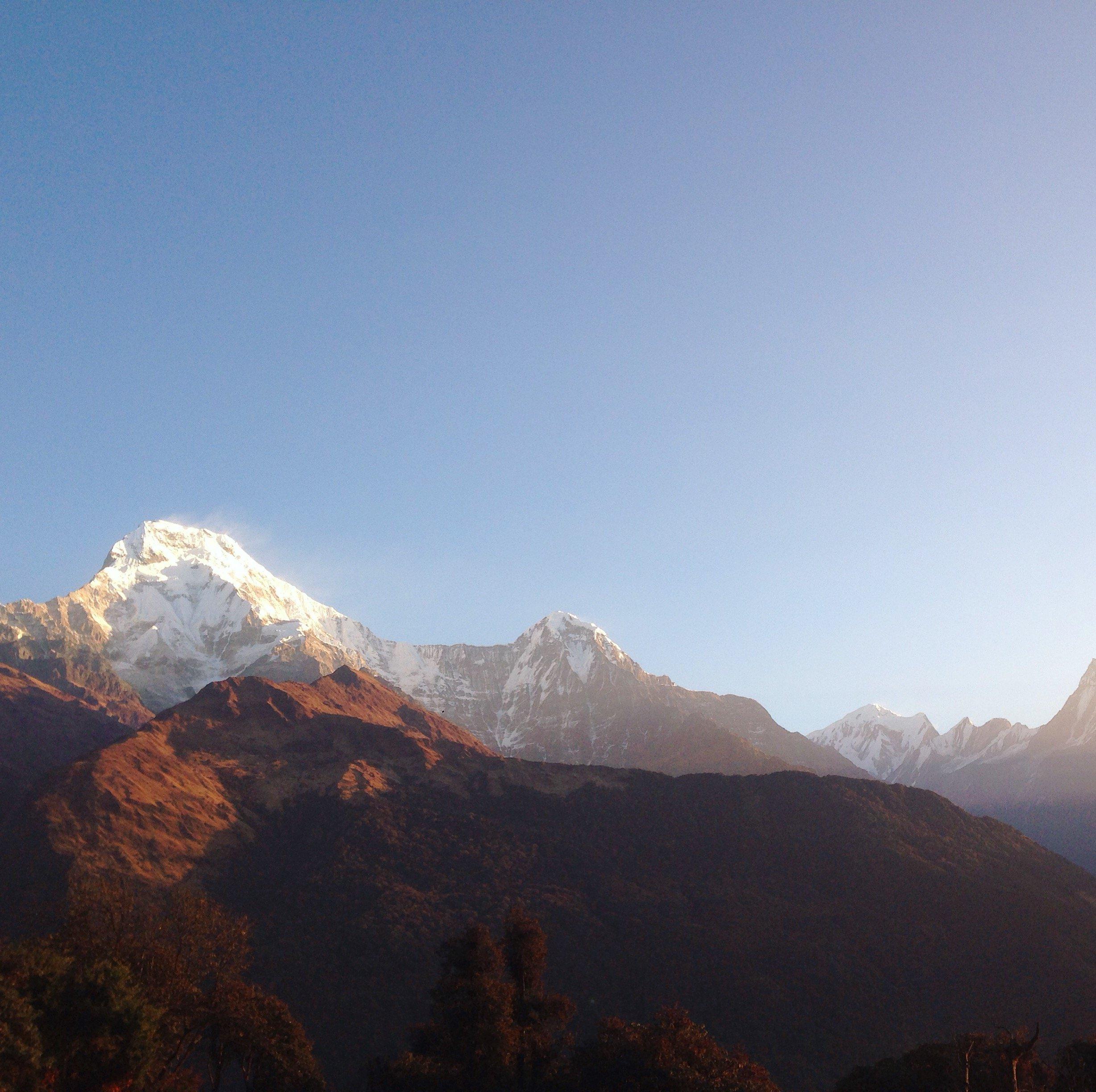 Trek Annapurna Base camp
