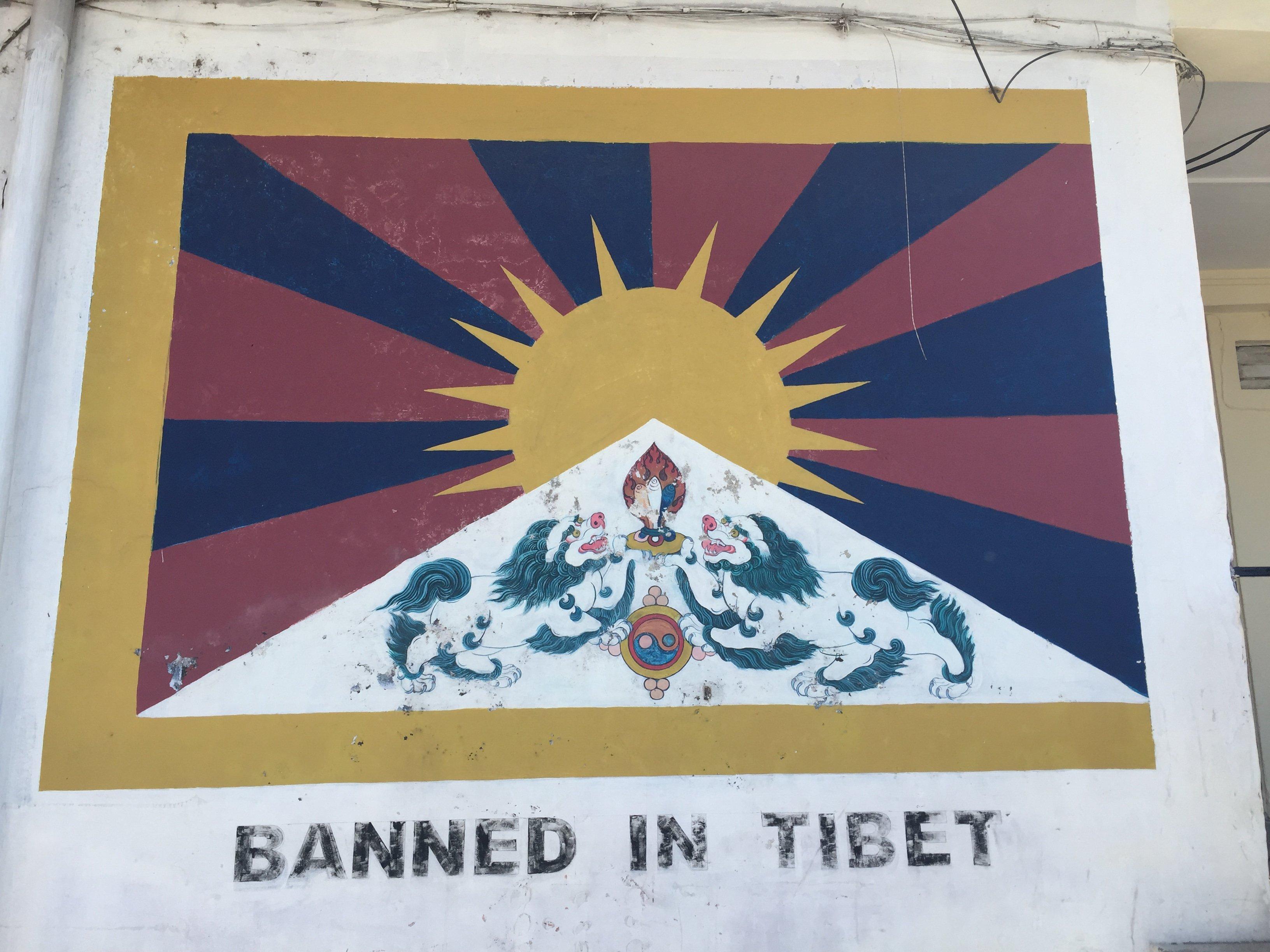 Dharamsala FREE Tibet