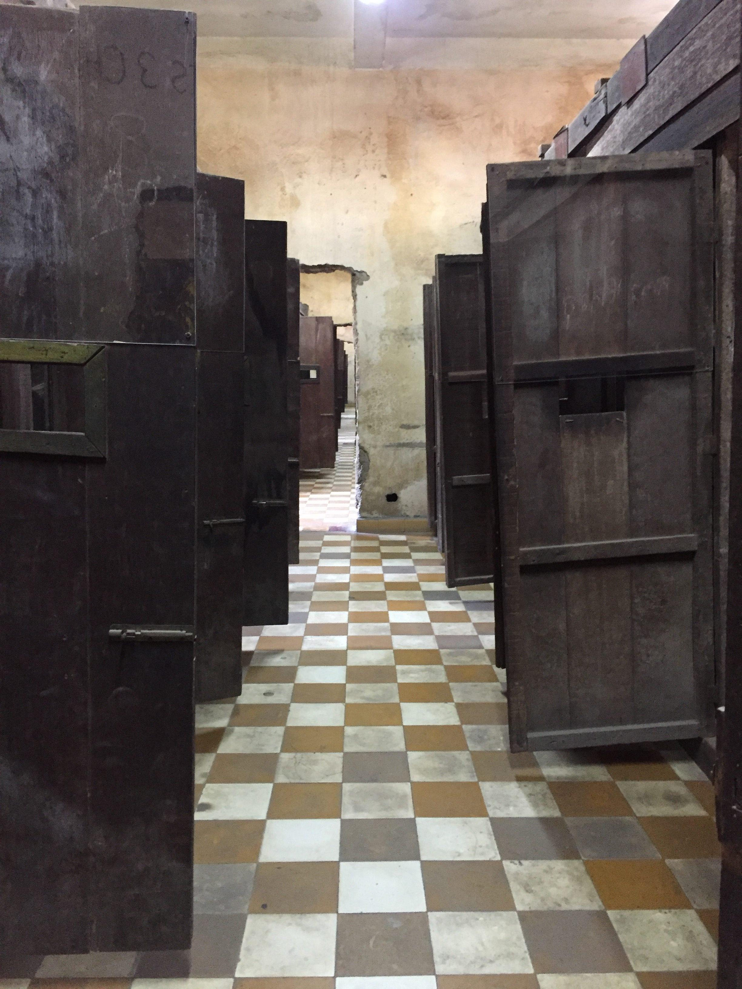 Phnom Penh musée du genocide
