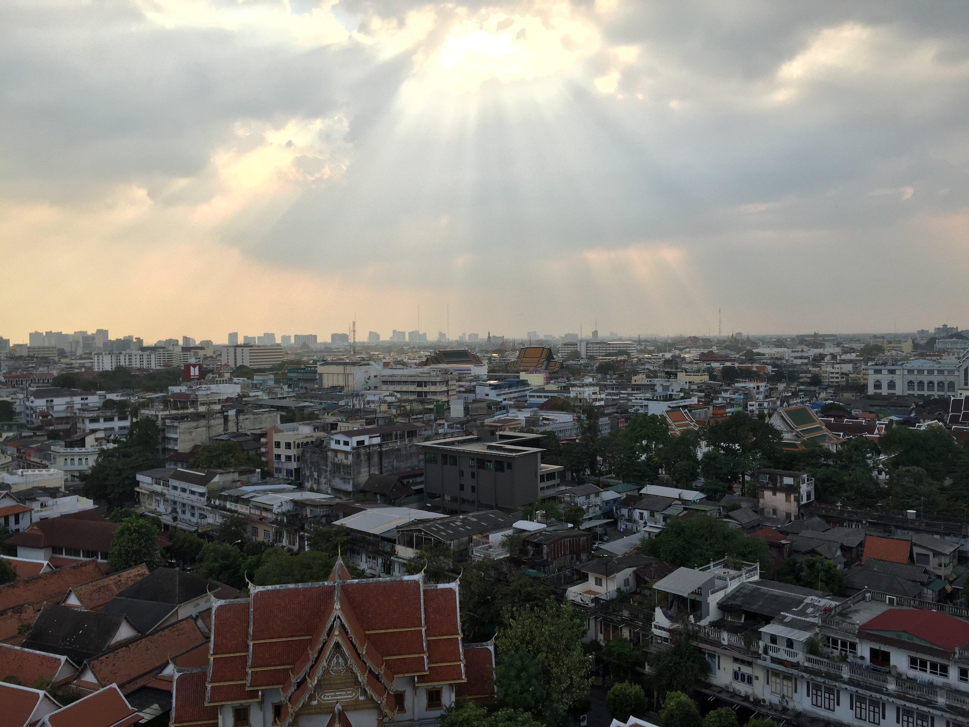 Bangkok Wat Saket