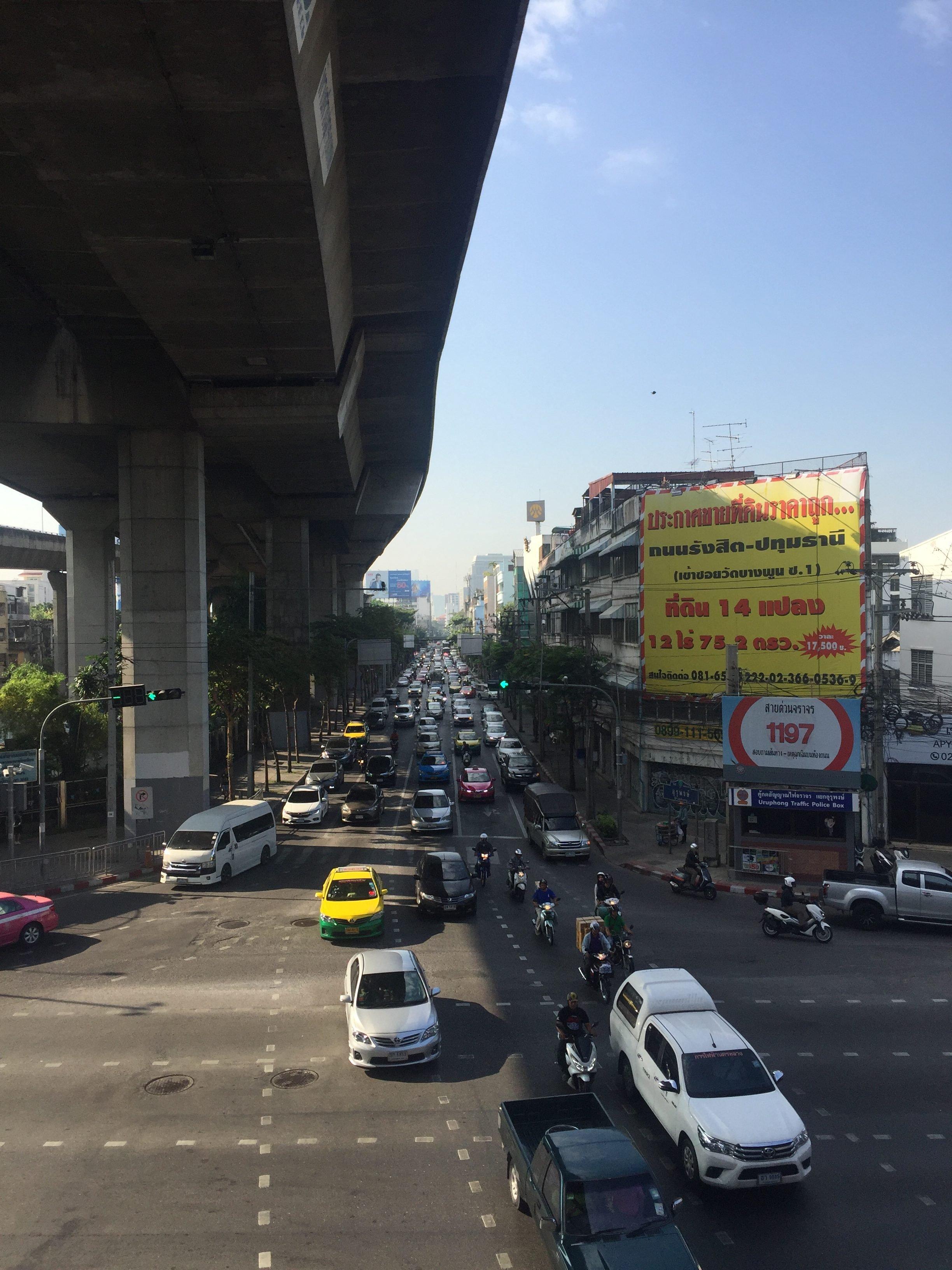 Bangkok circulation