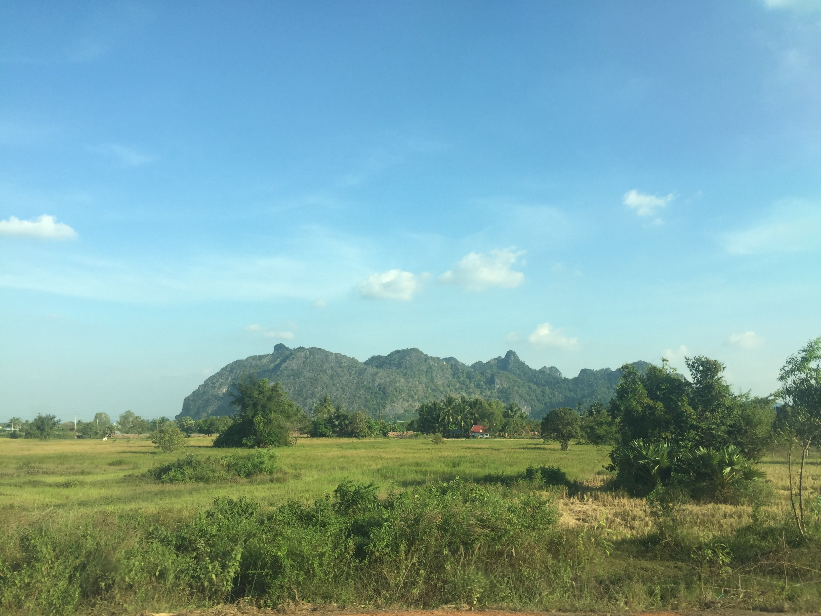 Kampot campagne