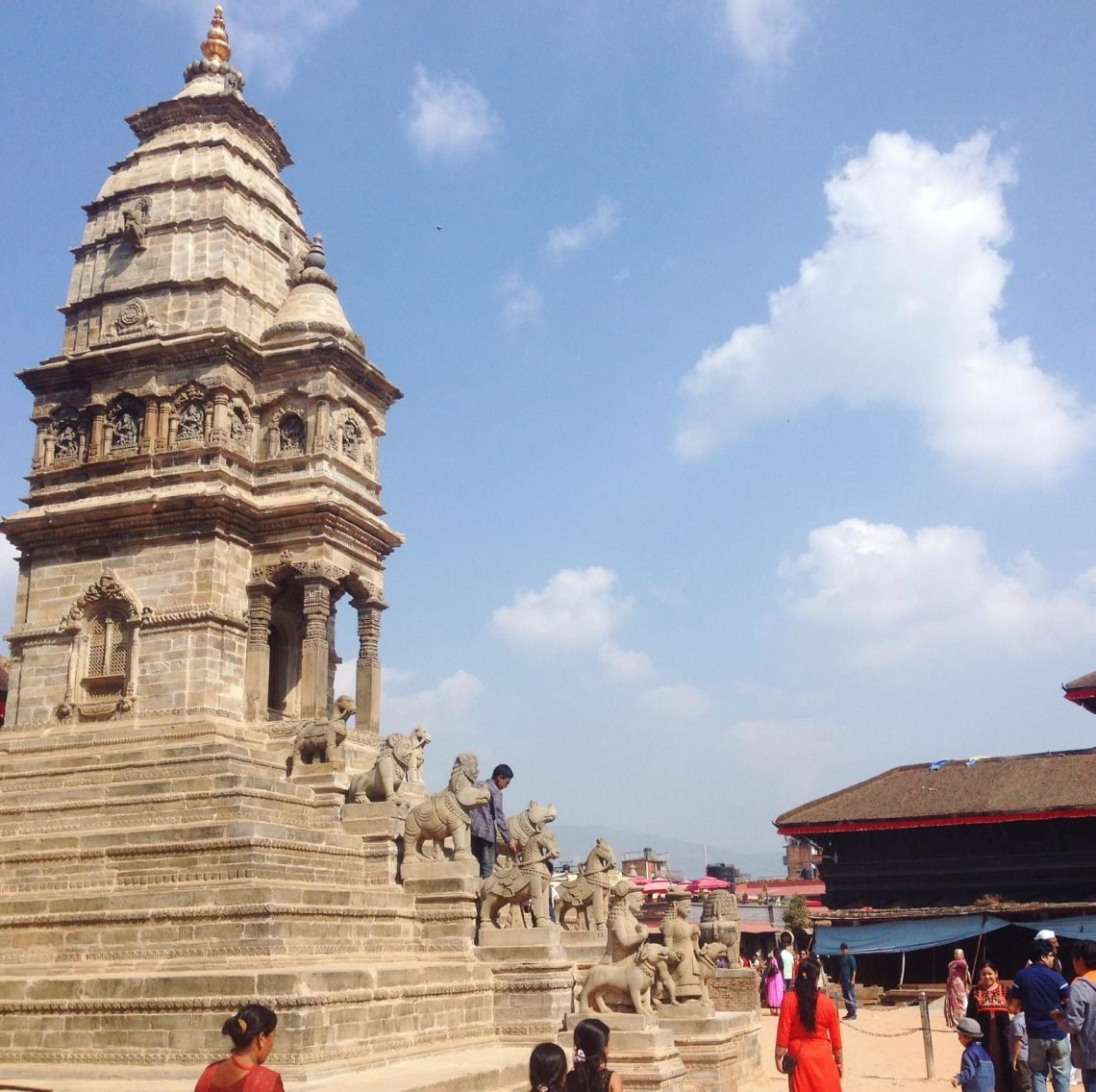 Temple de Pashupatinath - Lumbini
