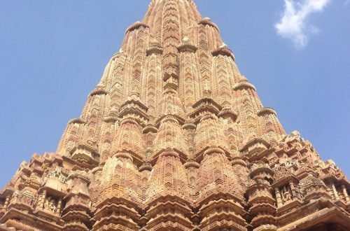 Temple Kandariya Mahadev - Temple de Lakshmana, Khajuraho