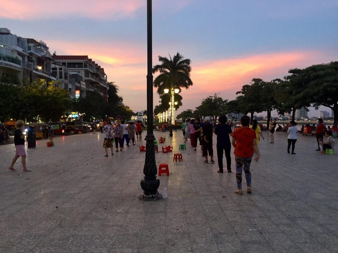 Kaoh Tonsay - Krong Kampot