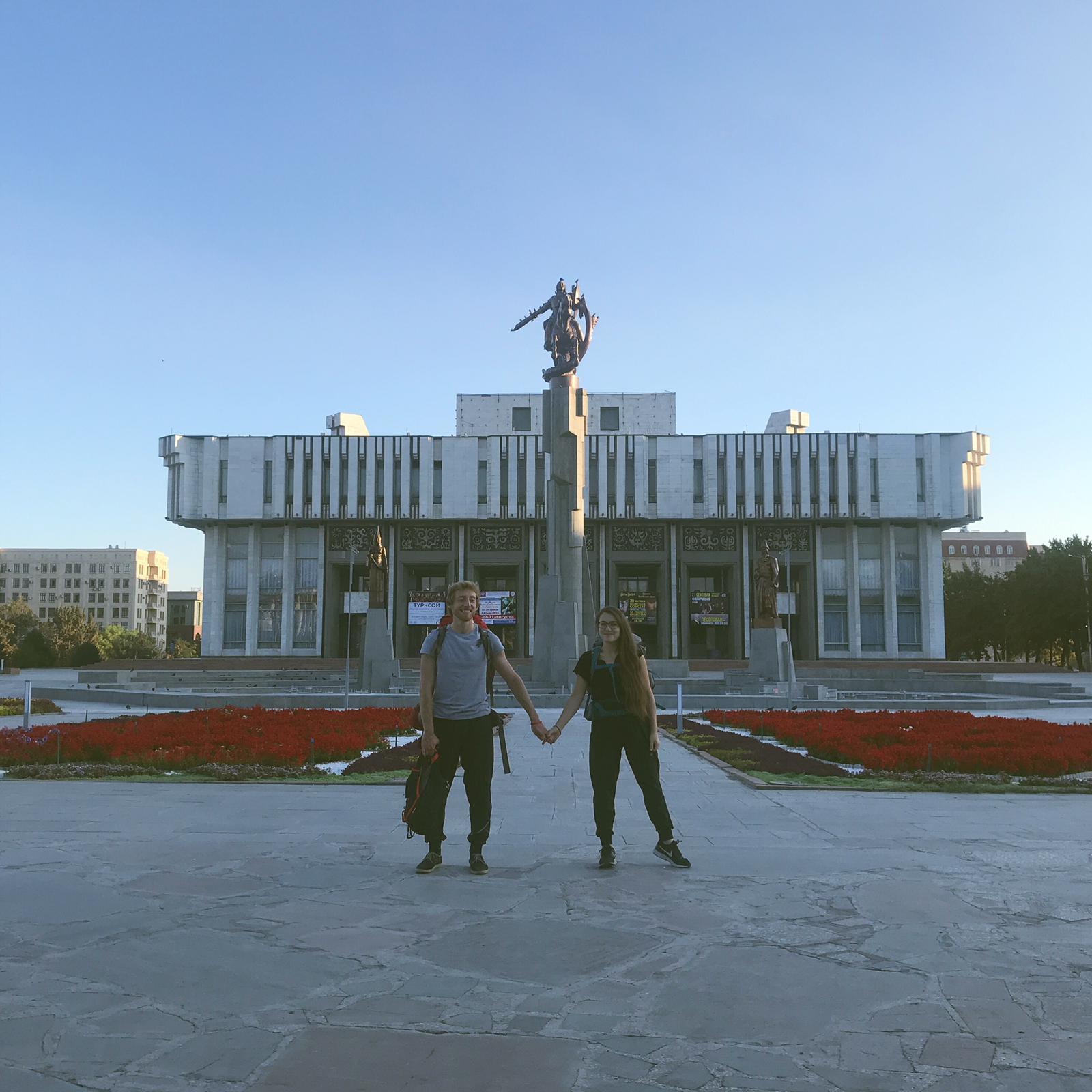 Bichkek capitale Kirghizistan
