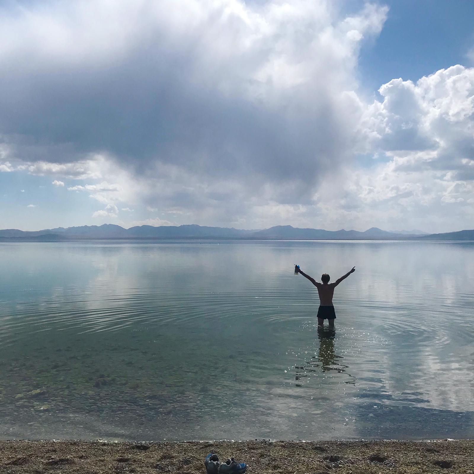 Lac Son Kul Kirghizistan
